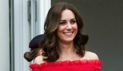 Kate Middleton este însărcinată cu cel de-al treilea copil!