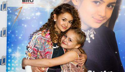 Iuliana Beregoi a lansat cea de-a treia piesă din cariera sa. În videoclip apare și sora interpretei