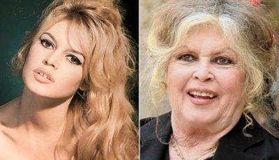 La mulți ani, Brigitte Bardot! Celebra actriță a împlinit 83 de ani