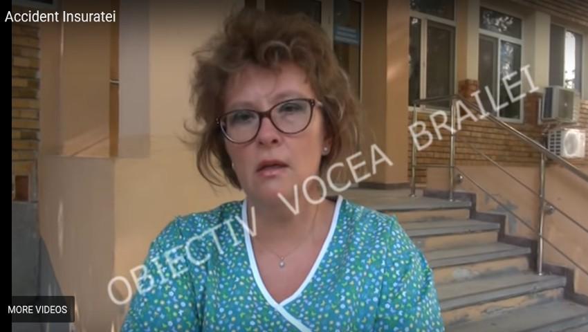 Foto: Accidentul de la Brăila: după ce mama a murit pe loc și bebelușul de 8 luni al cuplului s-a stins din viață la spital. Vezi video!