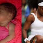 Foto: Scrisoarea pe care Serena Williams i-a adresat-o mamei sale, după ce acum trei săptămâni a născut-o pe fetița sa