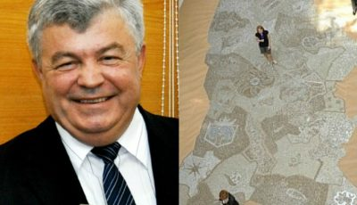 Colecţionarul Petru Costin a reuşit să aducă Moldova în Cartea Recordurilor Guiness! Iată ce minune a realizat