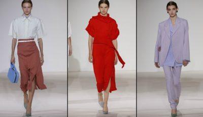 Cum arată noua colecție vestimentară a Victoriei Beckham?