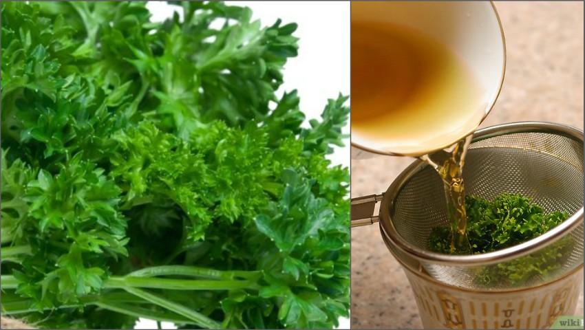 Foto: Ceaiul de pătrunjel elimină retenția de apă din organism. Cum se prepara?