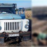 Foto: Un bărbat din Drochia a murit după ce a căzut din cabina camionului pe care îl conducea