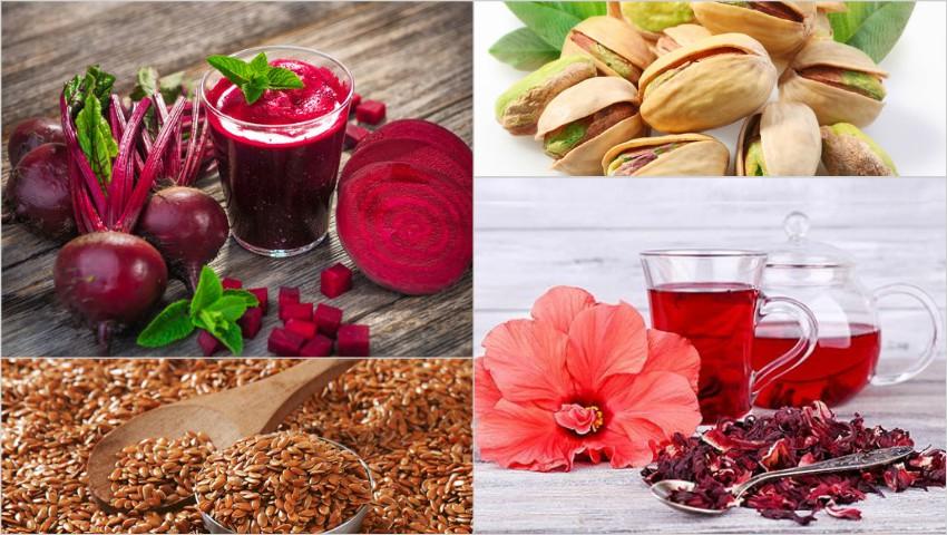 Foto: Alimente care contribuie la normalizarea valorilor tensiunii arteriale