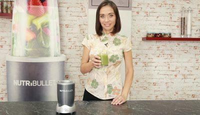 Nutriționista Galina Tomaș îți dezvăluie rețeta de smoothie care hidratează, detoxifică și chiar te ajută să slăbești