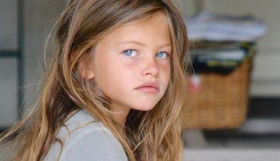 Cea mai frumoasă fetiță din lume a împlinit 16 ani. Cum arată acum!