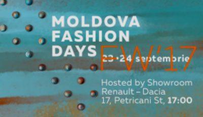 Moldova Fashion Days – designerii autohtoni îți dau întâlnire la grandiosul evenimentul de modă, stil și voie bună!