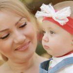 Foto: Adriana Ochișanu, despre fiica ei Mihaela