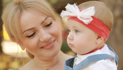 Adriana Ochișanu, despre fiica ei Mihaela