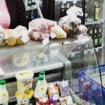 Foto: Video! Alimente expirate într-un magazin din sectorul Buiucani al Capitalei