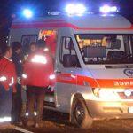 Foto: Accident grav în Chișinău. Un bărbat de 30 de ani a murit, după ce a fost lovit în plin de un automobil