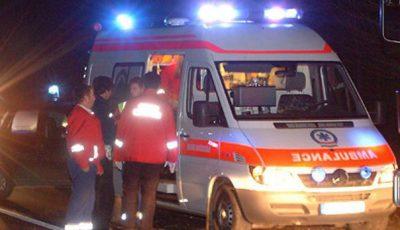 Accident grav în Chișinău. Un bărbat de 30 de ani a murit, după ce a fost lovit în plin de un automobil