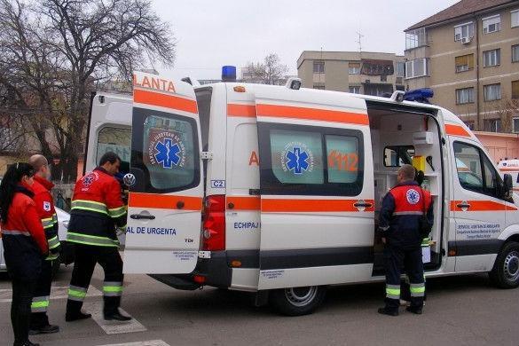 Foto: Un bărbat din Capitală a murit din cauza unui atac de cord, imediat după examenul auto