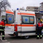 Foto: O femeie din Șoldănești a ajuns în stare gravă la spital, după ce concubinul i-a bătut cuie în palme