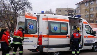 O femeie din Șoldănești a ajuns în stare gravă la spital, după ce concubinul i-a bătut cuie în palme