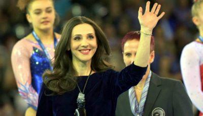 Gimnasta Andreea Răducan a născut o fetiță!