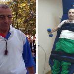 Foto: Antrenorul Andrei Sava are un vis: să poartă merge din nou! Să-l ajutăm împreună