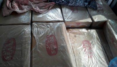 Atenție, consumatori! Un lot de carne de porc congelată, fără acte de proveniență, urma să ajungă la vânzare