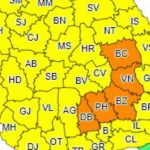 Foto: Ultima oră! Furtuni puternice pe întreg teritoriul României începând cu ora 16:00