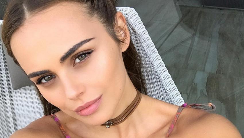 Foto: Xenia Deli, sexy în costum de baie! Modelul a cucerit Instagramul