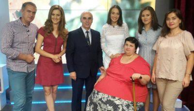 """Unica Sport și emisiunea ,,Acasă Devreme"""" au dat startul proiectului Serviciul de Slăbit Sănătos! Cunoaște-o pe participanta celei de-a treia ediții"""