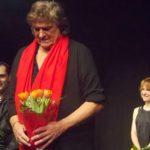 """Foto: """"Străini în noapte"""", Florin Piersic și Medeea Marinescu pe scena Teatrului Național """"Mihai Eminescu"""""""