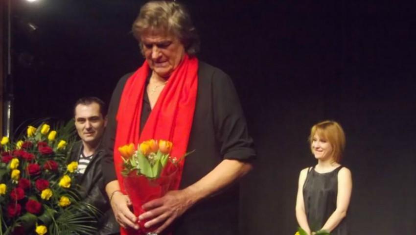 """""""Străini în noapte"""", Florin Piersic și Medeea Marinescu pe scena Teatrului Național """"Mihai Eminescu"""""""