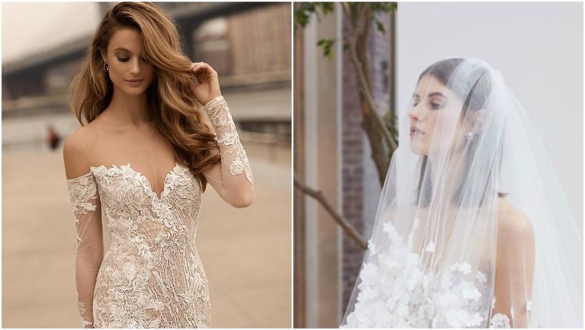 Foto: Rochia de mireasă: modele în tendințe pentru 2018