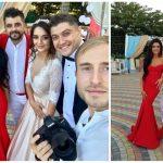 Foto: Tatiana și Anatol Melnic, în rol de nași! Iată pentru ce ținute au optat la nunta primilor fini