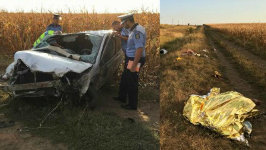 O familie de moldoveni implicată într-un accident teribil în România: soția în vârstă de 28 de ani a murit, bărbatul și cei doi copii sunt în stare gravă