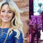 Foto: Video! Natalia Gordienko a cântat live în cadrul unui concert privat
