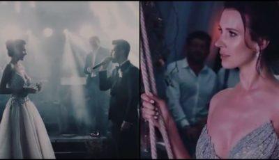 Pasha Parfeni a lansat o piesă nouă. Videoclipul, în exclusivitate imagini de la nunta artistului!