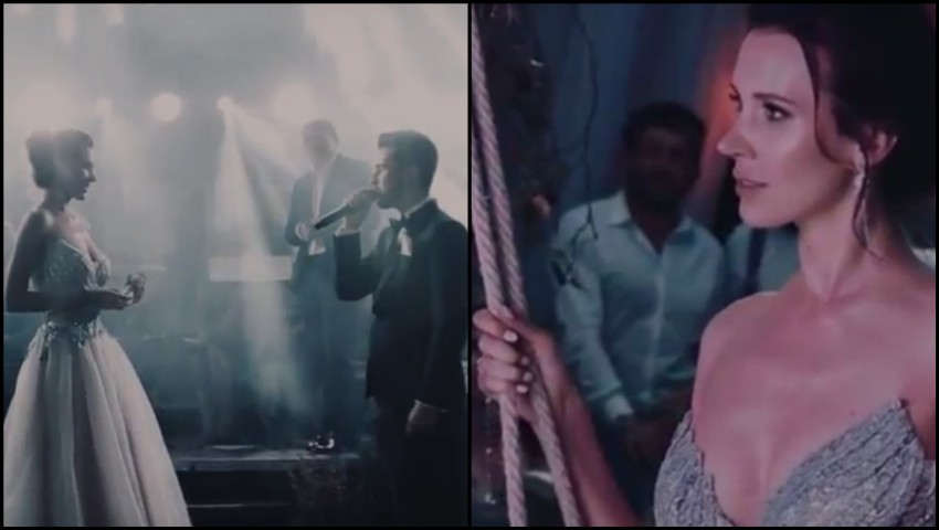 Foto: Pasha Parfeni a lansat o piesă nouă. Videoclipul, în exclusivitate imagini de la nunta artistului!