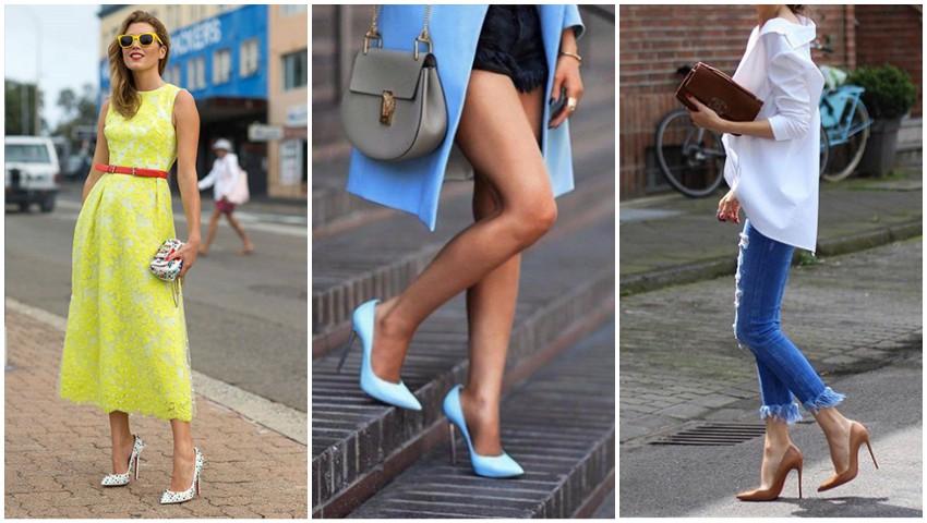 Foto: Cum să-ți asortezi geanta cu pantofii. Află câteva reguli de stil!