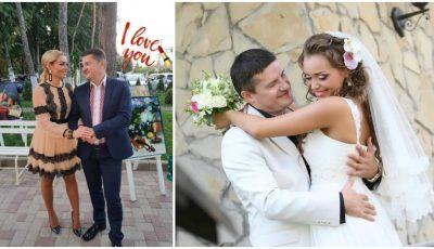 Cornelia și Marcel Ștefăneț sărbătoresc astăzi șase ani de căsnicie!