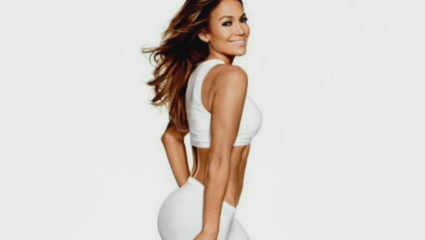 Foto: Cum să ai un abdomen plat și tonifiat, ca Jennifer Lopez!