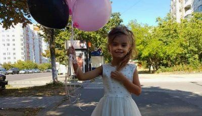 Kamelia Melnic împlinește astăzi 5 anișori! Vezi mai multe poze de la petrecere
