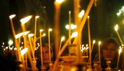 Astăzi, creştinii ortodocşi de stil vechi îl sărbătoresc pe Sf. Ioan Botezătorul Înaintemergătorul