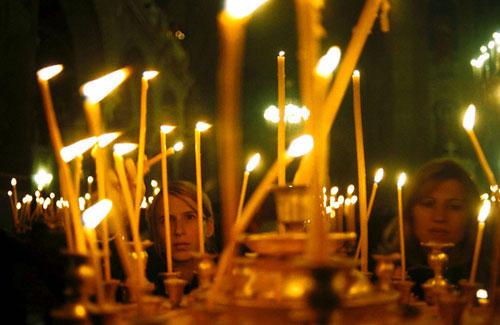 Foto: Astăzi, creştinii ortodocşi de stil vechi sărbătoresc Tăierea Capului Sfântului Ioan Botezătorul