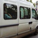 Foto: O tânără din Capitală a ajuns la spital cu numeroase traumatisme din cauza unui șofer de microbuz