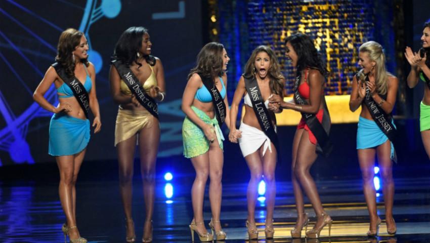 Foto: Ea este Miss America 2018!