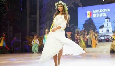 Impresionant! O tânără de 26 de ani va reprezenta Moldova la Miss Tourism Universe 2017