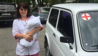 Fetița găsită într-un tomberon din sectorul Botanica a fost transferată la un Centru de Reabilitare