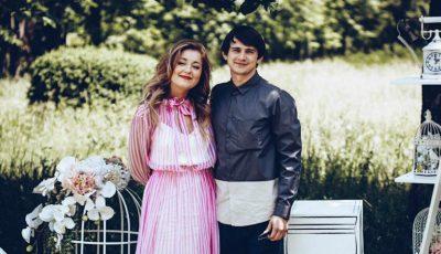 Olia Stepanenco s-a căsătorit! Cum a fost la cununia civilă