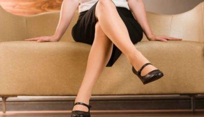"""Cum îți afectează sănătatea statul îndelungat în poziția ,,picior peste picior""""?"""