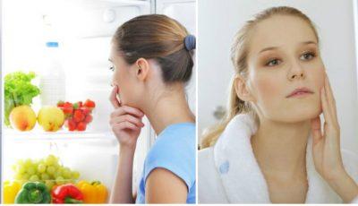 Ce alimente să consumi în funcție de tipul tău de ten
