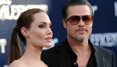 """Angelina Jolie şi Brad Pitt s-ar fi împăcat.  Declarația actriței: """"Nu îmi place să fiu singură!"""""""