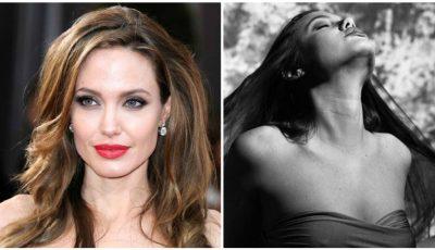 Fotografiile cu Angelina Jolie pe care sigur nu le-ai mai văzut până acum. Vezi cum arăta actrița la 15 ani